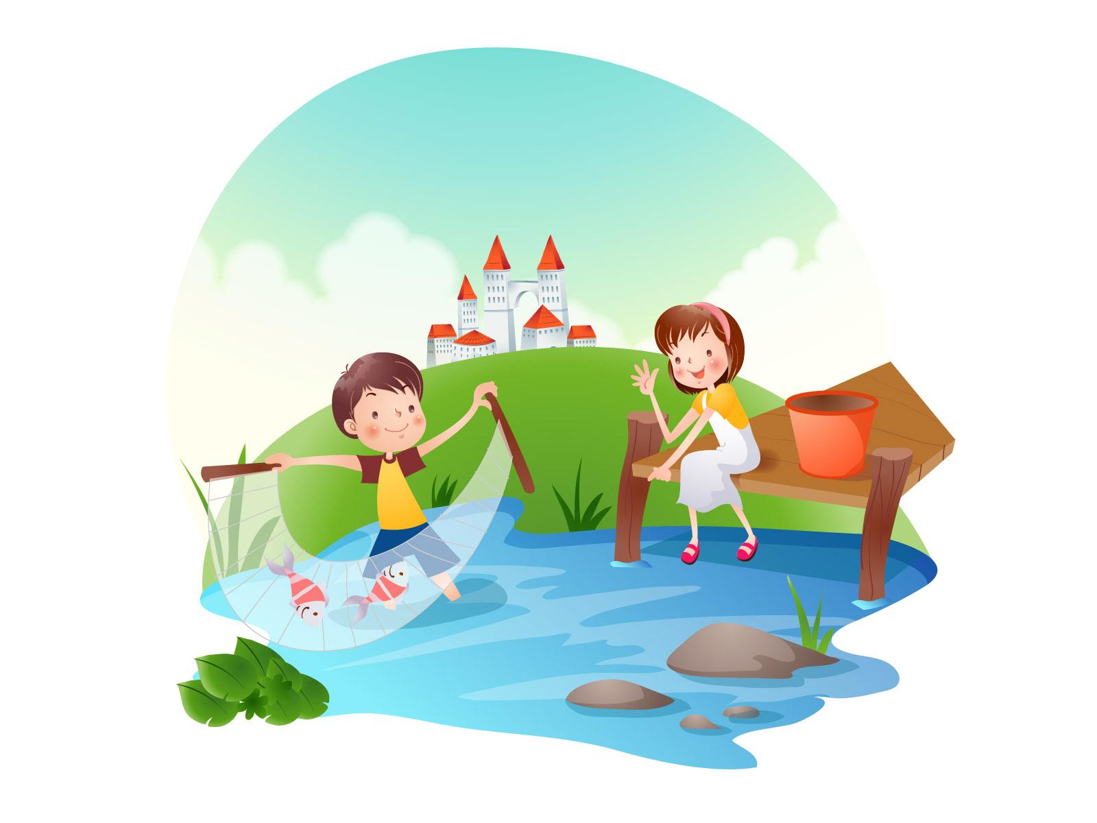 Летний отдых для детей 90